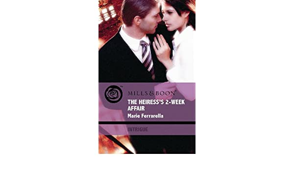 Download The Heiresss 2-Week Affair (Mills & Boon Intrigue) book pdf | audio id:xi02l4a