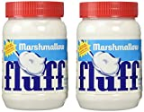 Marshmallow Fluff Spread, 7.5 oz (Pack of 2)