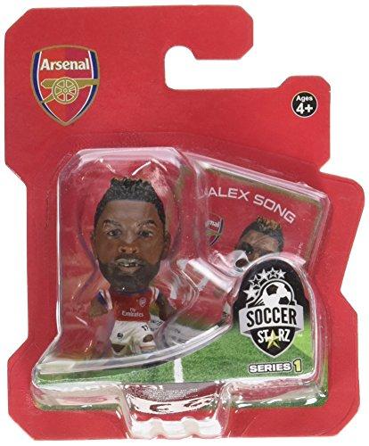 Soccerstarz - Figura con cabeza móvil (Arsenal F.C. 73311)
