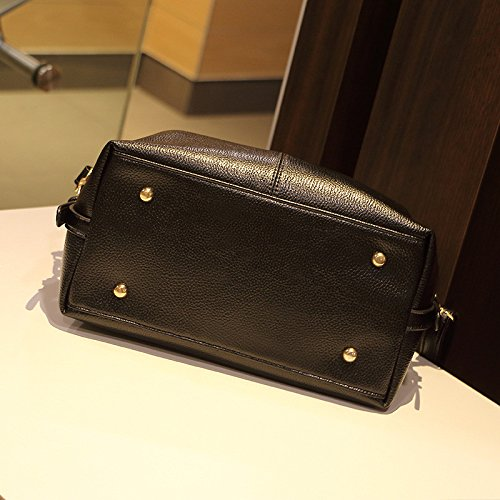 TSLX Frauen neue Leder Handtasche mit einer Schulter schräg Span blue