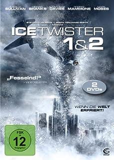 Ice Twister 1&2 - 2 eiskalte Katastrophenthriller in einer Box (2 DVDs)