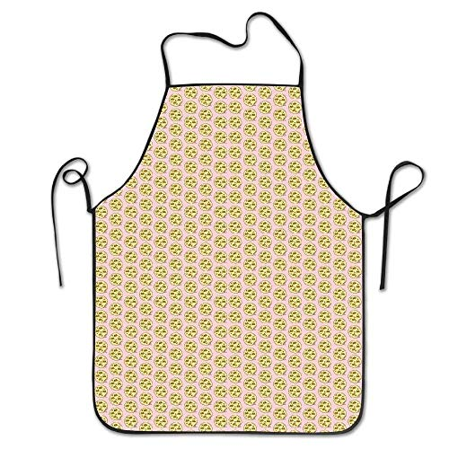 tgyew 2019 Apron Chocolate Chip Cookie Cat Cookie Waterproof Vintage Apron