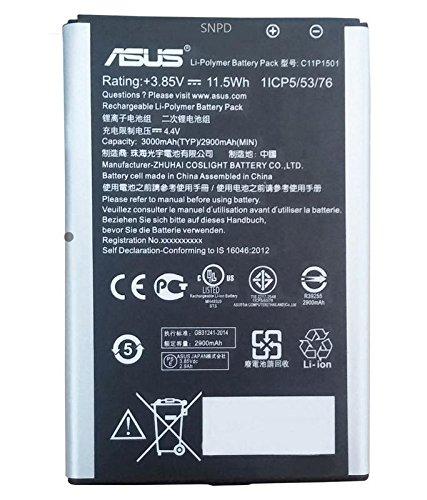 Asus Zenfone Laser 2 Battery For Asus Zenfone 2 Laser ZE550KL Z00TD 3000mAh (C11P1501)