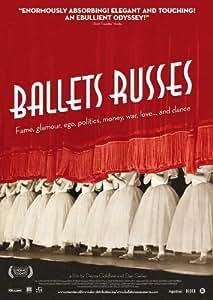 Ballets Russes Affiche du film Poster Movie Russes de ballets (11 x 17 In - 28cm x 44cm) Dutch Style A