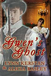 Gwen's Ghost, a paranormal Regency romance