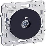 Schneider Electric SC5S54A445 Odace Prise télévision simple