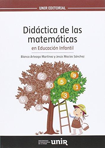 Didáctica de las matemáticas en Educación Infantil por Blanca Arteaga Martínez