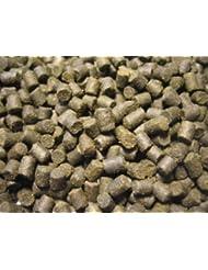 Betaína verde 4.5 mm 2,5 kg los pellets de Halibut Espirulina betaína