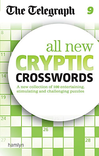The Telegraph: All New Cryptic Crosswords 9 (The Telegraph Puzzle Books) por THE TELEGRAPH MEDIA GROUP