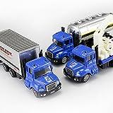 Zantec Kinderfahrzeug, Mini Kreative Modelle, aus Metall, simuliert, Geschenk für Kinder Tutti I Modelli