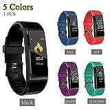 #10: Bluetooth Smart Watch Heart Rate Blood Pressure Monitor Fitness Tracker Bracelet