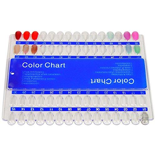Vernis à ongles couleur 60 couleurs