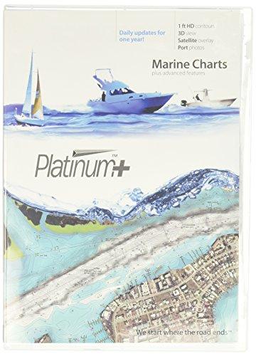 Navionics Platinum + SD 905 US MID Atlantic & Canyons Nautical Chart auf SD/Micro-SD Karte - MSD/905P+