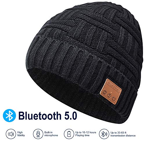 EVERSEE Bluetooth Beanie Hat