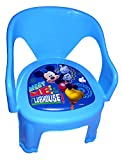 #4: Blossoms Multipurpose Baby Small Cute Chair For Kids Baby (Blue)