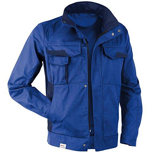 Kübler 1l453421–4648–4x l Vita Cotton + Classiq–Chaqueta de trabajo, talla 4X L azul aciano/Azul oscuro