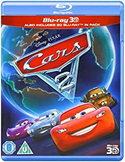 Cars 2 [Blu-ray 3D + Blu-ray] [2007] [Region Free] (B00BWU1EM0) | Amazon price tracker / tracking, Amazon price history charts, Amazon price watches, Amazon price drop alerts