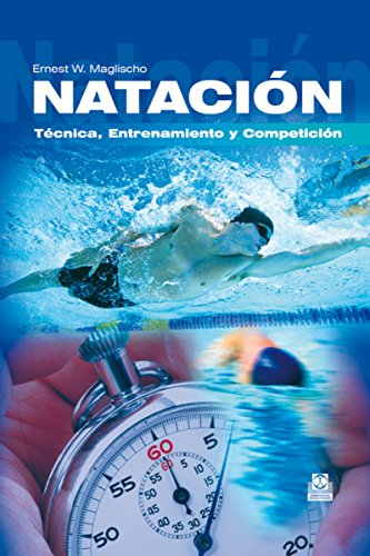 Portada del libro Natación: Técnica, entrenamiento y competición de Ernest W. Maglischo