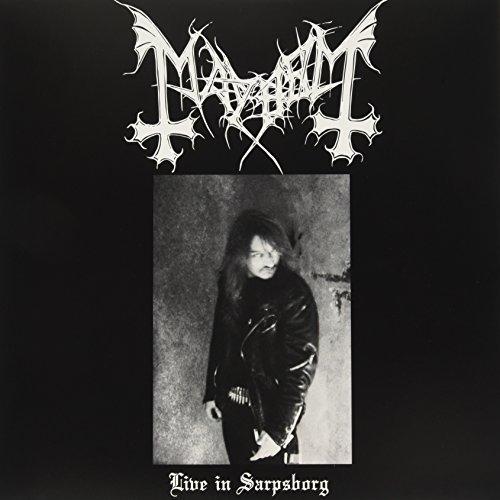Mayhem: Live in Sarpsborg [Vinyl LP] (Vinyl)