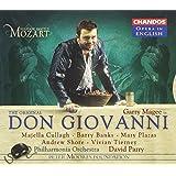 Mozart: Don Giovanni, Opera in English