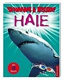 Spannung & Wissen: Haie: Ein 3D-Buch mit 3D-Brille