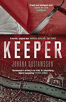 Keeper (Roy & Castells Book 2) by [Gustawsson, Johana]