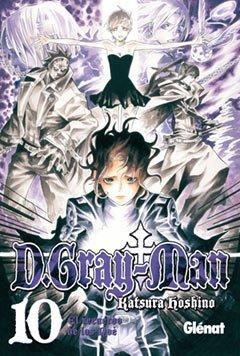 D. Gray-Man 10 El recuerdo de los Noe/Noah's Memory par Katsura Hoshino