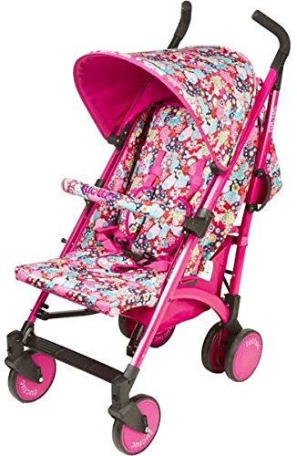 Tuc Tuc Yupy Kimono - Silla de paseo, diseño de flores, multicolor
