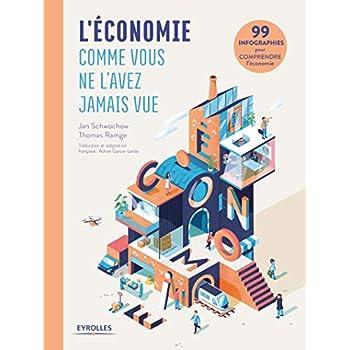 L'économie comme vous ne l'avez jamais vue : 99 infographies pour comprendre l'économie.