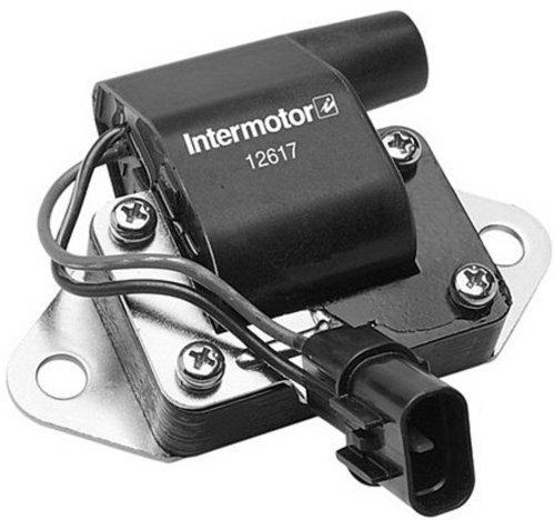 Preisvergleich Produktbild Intermotor 12617 Zundspulen (Mehrfach-Ausgang, Spule/Stecker