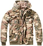 Brandit Bronx Winterjacke Light Woodland XXL