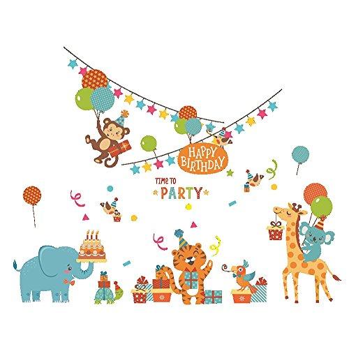 diy-grand-zoo-joyeux-anniversaire-partie-vinyle-mur-autocollant-papier-peint-maison-stickers-muraux-