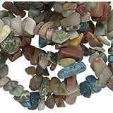 LB1153 Cantos de piedra y cristal (fabricados), 100 unidades