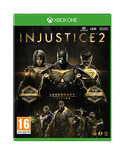 Injustice 2 Legendary Edition (Xbox One) Best Price and Cheapest