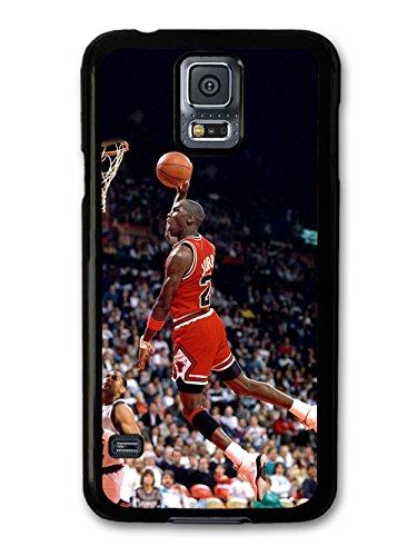 Michael Jordan MJ 23 Basketball In the Air hülle für Samsung Galaxy S5