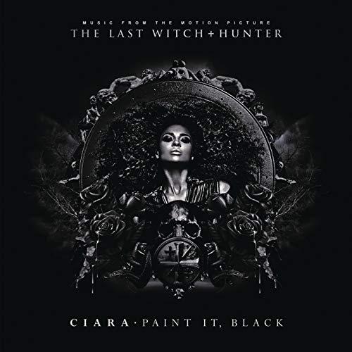 Paint It, Black (Black-rolling It Stones Paint)