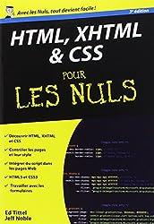 HTML, XHTML et CSS poche pour les Nuls 3e édition
