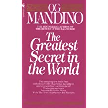 The Greatest Secret in the World (English Edition)