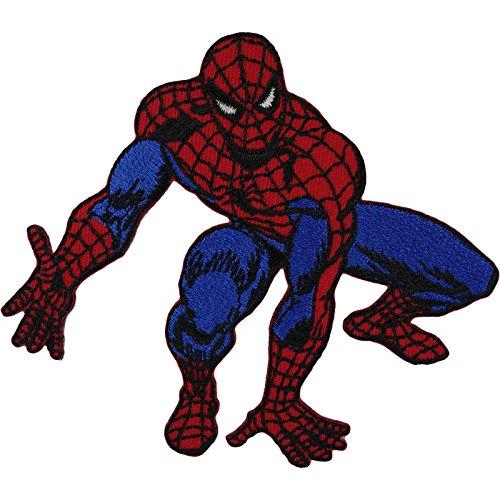 Spiderman Parche para coser en la camiseta