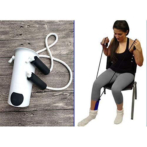 WLIXZ Sockenhilfe mit Schaumstoffgriffen, ideal zum Anlegen und Entfernen von Socken, Mobilitätshilfen