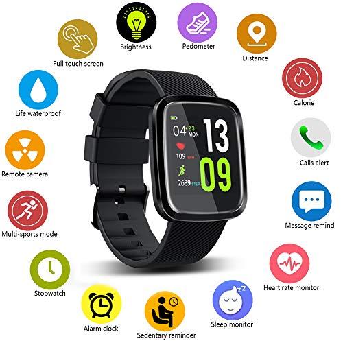 Zoom IMG-2 orologio fitness tracker smartwatch sport