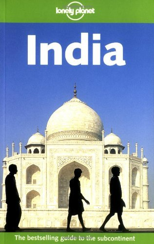 Lonely Planet India by Sarina Singh (2003-08-02)