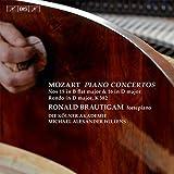 Mozart:Piano Ctos 15 & 16 [Ronald Brautigam; Die Kölner Akademie, Michael Alexander Willens] [BIS: BIS2064]