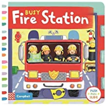 Busy Fire Station (Busy Books, Band 13)