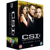 CSI: Crime Scene Investigation - Seasons 6-10