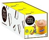 NESCAFÉ Dolce Gusto Nesquik | 48 Kapseln Trinkschokolade | köstlicher Kakao Geschmack | Leckeres Kakaoaroma von Nesquik  | Schnelle Zubereitung | Aromaversiegelte Kapseln | 3er Pack (3 x 16 Kapseln)