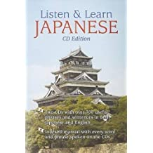 Listen & Learn Japanese [With Booklet] (Listen & Learn Series (Dover Publications, Inc.).)