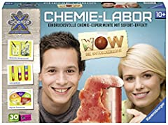Ravensburger 18937 - ScienceX Chemie-Labor
