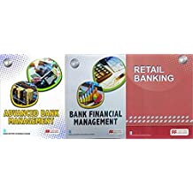 COMBO PACK OF Advance Bank Management ,Bank Financial Management AND Retail Banking for CAIIB Examination