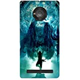 NEO WORLD Remarkable Power Shiva Om Back Case Cover for Yu Yunique
